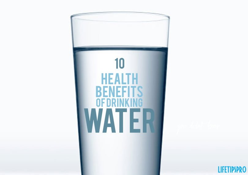 10 best health benefits of drinking water everyday