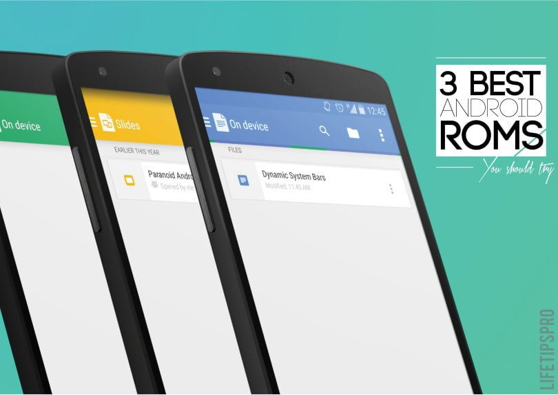 best android ROM