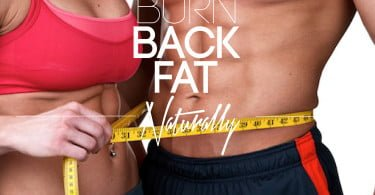 how to get rid of back fat, easy way
