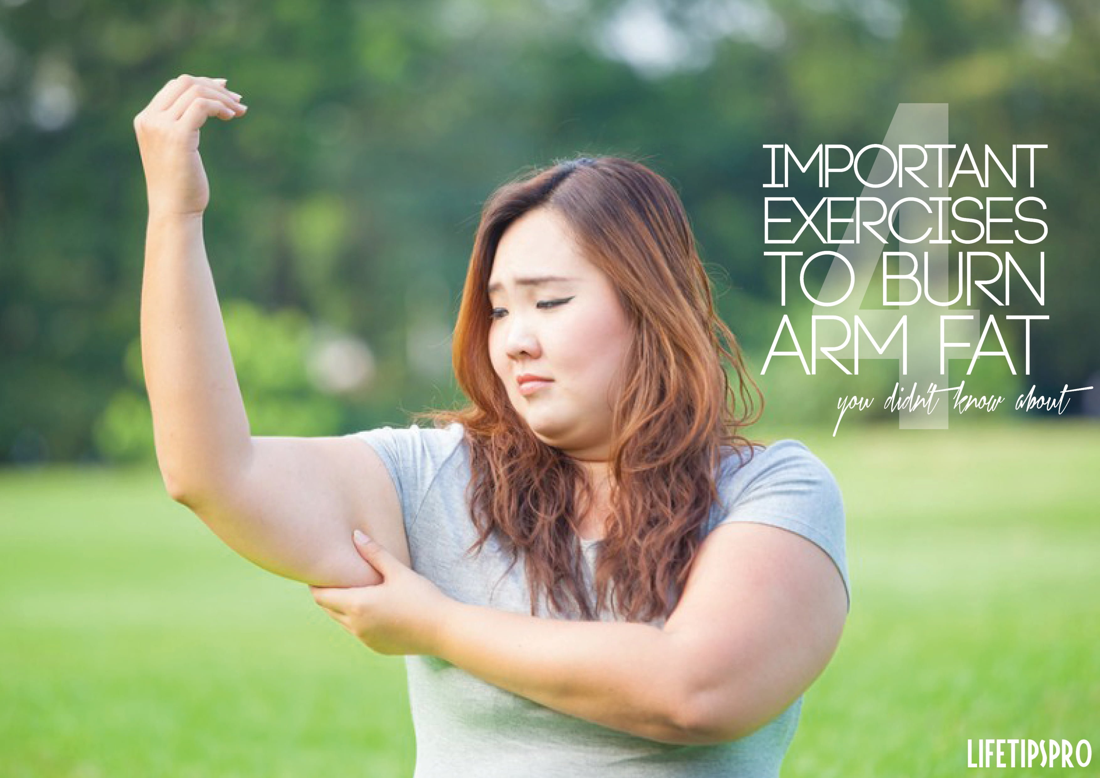 How to lose arm fat? 4 best exercises to get toned arms fast. - Life ...