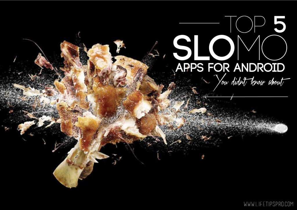Top slow motion camera android apps on Google Play
