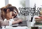 symptoms of exhaustion