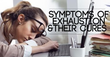how to get rid of mental exhaustion
