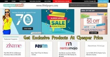 Couponrani- daily coupons review, ratings and deals-best coupon sites-top coupon sites