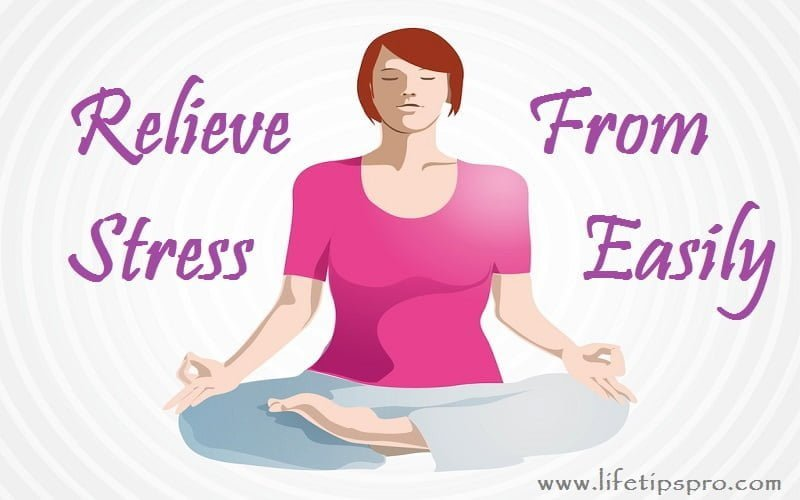 Best stress relievers which freshens your mind