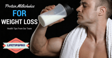 protein milkshakes and weight loss