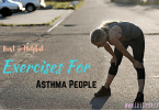 How to workout with asthma