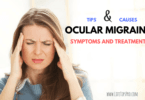ocular migraines symptoms, treatment, causes and tips to cure it