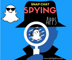 snapchat spying apps