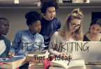thesis writing services on how to write a thesis