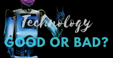 is technology ruling us ? good and bad about technology