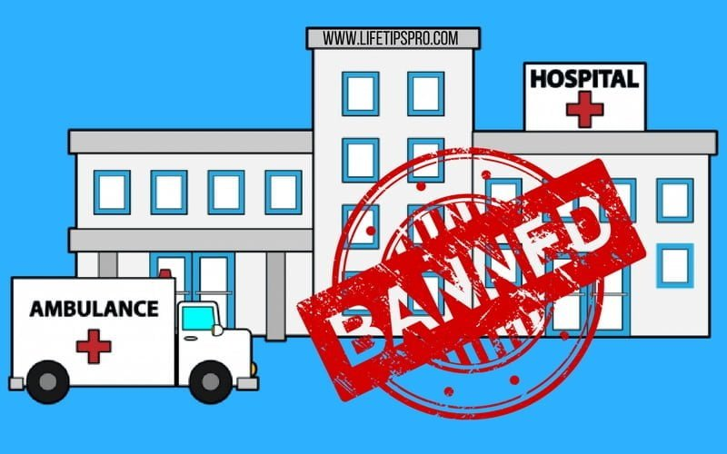 banning max hospitals in shalimarbagh 2017 is correct or not