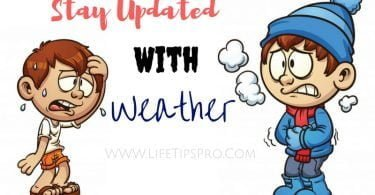 weatherBug detailed review to track daily weater and sparks in android and ios