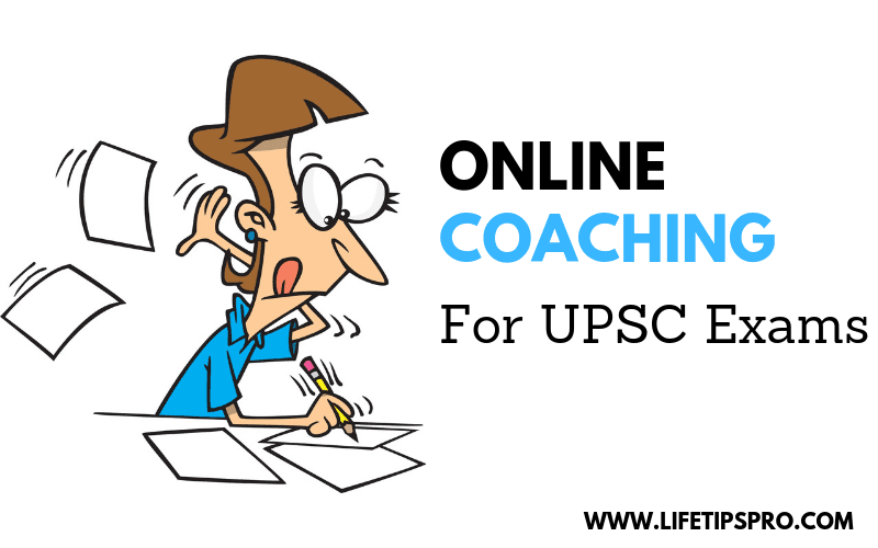 UPSC exams online coaching for free