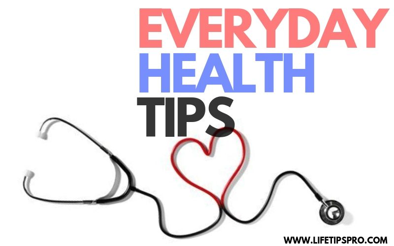 best and daily health tips for men and women