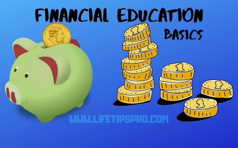 basic financial education tips on assets and liabilities
